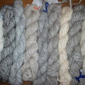 Natural Angora Yarn
