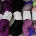 www.angoraonline.com hand dyed alpaca merino silk  yarn, 252 yd, single ply