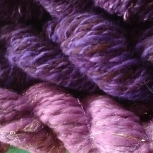 angoraonline.com handspun angora/ merino yarn, bulky 100 yd