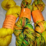 Rainbow kettle yarns hand dyed yarns at www.angoraonline.com
