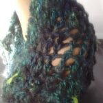 wearable art from www.angoraonline.com  cowl infinity scarf